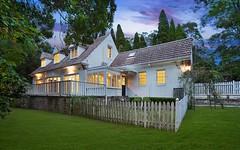 114 Burns Road, Wahroonga NSW