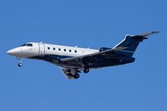 Private Embraer EMB-550 Legacy 500 XA-COS (jbp274) Tags: las klas mccarran airport airplanes bizjet embraer emb550 legacy legacy500