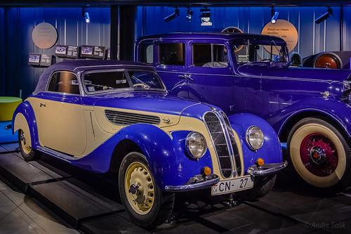 Рижский Моторный музей. BMW