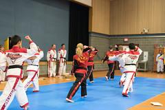 DC0_2455 (Eisbier) Tags: sports sport alaska youth martial arts martialarts taekwondo demonstration korean anchorage tkd champmartialarts