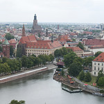 "Wroclaw panorama<a href=""http://www.flickr.com/photos/28211982@N07/20171458334/"" target=""_blank"">View on Flickr</a>"