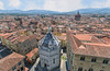 The sky over Pistoia (Fil.ippo) Tags: roof panorama cityscape tetti belltower campanile tuscany battistero filippo baptistery pistoia sigma1020 d7000 filippobianchi