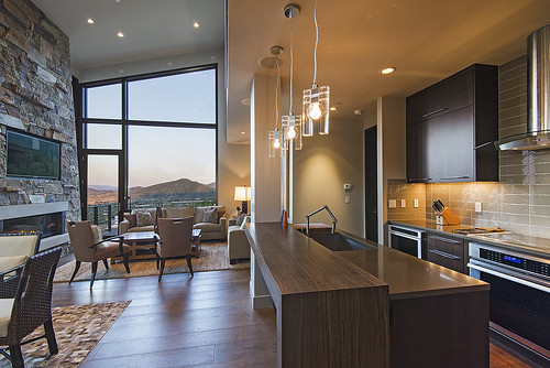 Enclave Townhome 18 at Sun Peak, Park City, Utah