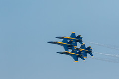 U.S. Navy Blue Angels (Kenny C Photography) Tags: chicago plane illinois navy jet blueangels usnavy fa18hornet fighterjet airandwatershow kennycphotography 2015chicagoairandwatershow