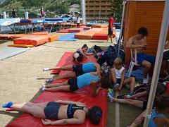 _7073059 (CISAG) Tags: sport montagne stage trampoline val t 2015 isre activit