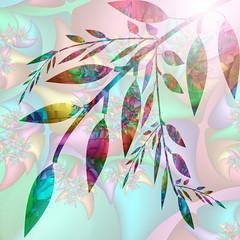 Calder's Colourful Arc of Leaves (virtually_supine) Tags: abstract leaves photomanipulation creative vivid calder layers colourful cookiecutter hss sliderssunday photoshopelements9 sourceimagebyabstractartangel77 tmichallengeinthestyleof…brancusicalderorgiacomettikreativepeopletreatthis94summerswirlbyabstractartangel77creativecolourfuldigitalartworkphotomanipulationleavesinthestyleofcaldersarcofpetalslayersphotoshopelements lensflareminimalistabstractionministract kreativepeopletreatthis94