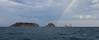 Rainbow Islands (jaumedarenys) Tags: arcoiris rainbow catalonia catalunya agost 2015 arcdesantmartí medesislands illesmedes
