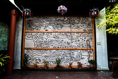 Wall (m4rtinovic) Tags: travel summer food zeiss monkey asia jungle malaysia kualalumpur tanahrata cameronhighlands malaka distagon langtengah pulaulangtengah bohtea zeisslenses sonya7 fe24240