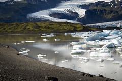 Austurland (saraella) Tags: snow glacier fjlskyldan elsa austfirir sumarfer var sumar2015 gst2015