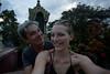 The Blur experience (Délirante bestiole [la poésie des goupils]) Tags: girl temple couple asia cambodge cambodia boudhism phnompenn