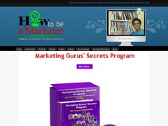 Marketing Gurus Secrets Program: Home Study Course (Plus500) Tags: home marketing course study program secrets gurus