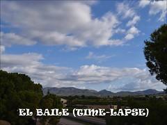 EL BAILE DE LAS NUBES (TIME-LAPSE) (Buscavientos) Tags: timelapse video tl nubes montaas