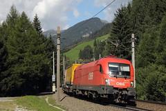 Autoroute Ferroviaire (Maxime Espinoza) Tags: autoroute taurus allemagne italie autriche 1116 ferroviaire