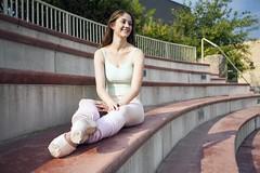 IMG_4410 (rachelskaar) Tags: ballet leather shoe dance ballerina arch pointe satin sole balet ballerinas balett balerina baletka