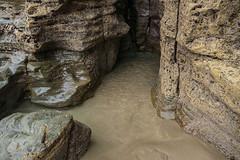 A Cave In Creation (Serendigity) Tags: uk england beach sand rocks cornwall unitedkingdom cove cliffs coastal cave rugged tintagel boscastle