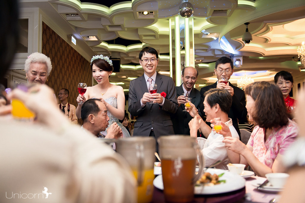 《婚攝一条》韋達 & 奕虹 / 草屯成都餐廳