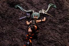DSCF3137 (zycharlie) Tags: toys gate alice queens figure kaiyodo    revoltech bfigure
