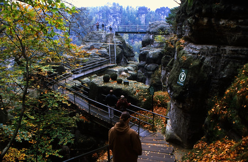 "Elbsandsteingebirge (034) Felsenburg Neurathen • <a style=""font-size:0.8em;"" href=""http://www.flickr.com/photos/69570948@N04/21705035080/"" target=""_blank"">View on Flickr</a>"