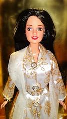 1998 Kebaya Barbie (White) (3) (Paul BarbieTemptation) Tags: world white dolls barbie special malaysia teresa series 1998 malaysian malay kebaya