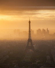 """ Keep up the light on Paris "" (Yannick Lefevre) Tags: light sunset paris france tower landscape nikon europe raw nef pov may eiffel toureiffel paysage montparnasse ladéfense 2015 leefilters d700 111315 131115 nikkor1635mmf4 09gndsoft photoshopcc lightroomcc"