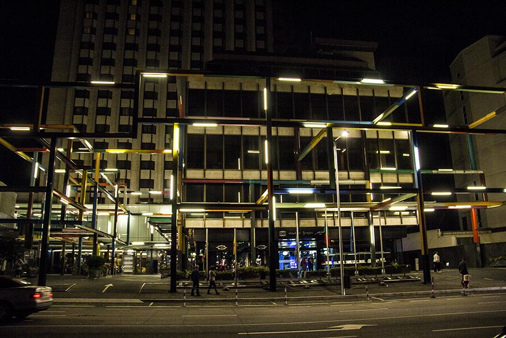 Hotel por fora