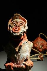 At the Museo de arte moderno (8) (Carl Campbell) Tags: mexicocity ceramics museodeartemoderno franciscotoledo