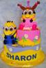 Minions cake (rossellarispoli) Tags: cake minions