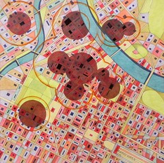 BombingTurin (cortese.federico) Tags: city landscape town code cityscape map maps decoration cartography aerialphoto geography cipher symbols language mapping territory cityplanning citymap urbanplan