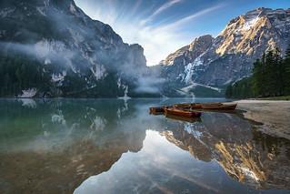 Lago di Braies - Explored