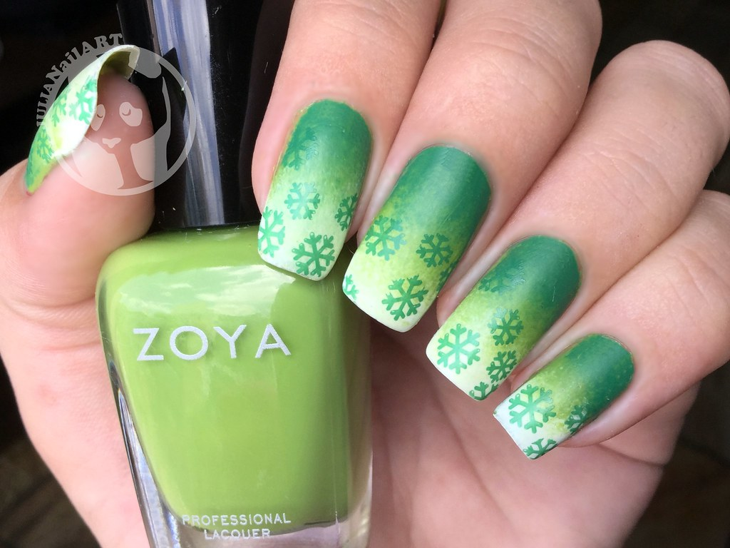 The World\'s Best Photos of nailart and verde - Flickr Hive Mind