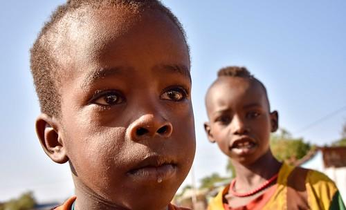 Turmi Boys, Hamer, Ethiopia