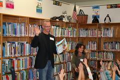 Author Visit with Kurt Wagner