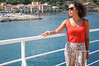 lasciando l'elba. (LucaBertolotti) Tags: ferry traghetto elba isoladelba riomarina vi love beauty beautiful girl woman people sunglasses sun summer world toscana italia italy sea mare