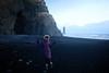 Reynisfjara (fordc63) Tags: iceland travel basalt lava column cave beach blacksand ocean waves sea cliff