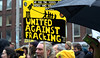 Anti-fracking campaigner Tina Louise Rothery's court case in Preston protest - 4 (Tony Worrall) Tags: preston court case frack fracking oil fuel lancashire candid people protest outside many crowd law cuadrilla drill drilling nanna battle crowncourt