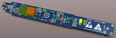 Smartcane 2V0 - Top (clive.boyd) Tags: gdv uom clive sch schematic smart cane haptic bluetooth gas gauge nrf58122 ac sflash gps inertial a2035h mpu mpu9250 ltc2943 ncp1529 at45 at45db161 nrs2574 rt9030 csb