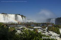 Cataratas do Iguacú (Stefan Lambauer) Tags: cataratas falls waterfalls cachoeiras rio rioiguaçu paraná stefanlambauer brasil brazil 2016 nature parque parquenacionaldefozdoiguaçu br fozdoiguaçú rainbow