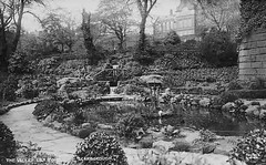 Valley Gardens (storiesfromscarborough) Tags: scarborough valleygardens peoplespark park gardens valleybridge seaside history postcard lilypond 1910s edwardian