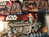 Last minute building for first order stormtrooper army (Carson Tate) Tags: stormtrooper order first army base starkiller starwars wip moc lego