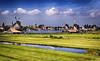Zaanse Schans (auredeso) Tags: amsterdam olanda nederland nikon d7100 nikond7100 hdr prato verde green grass mulini vento mukiniavento zaanse schans zaanseschans