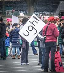 2017.01.21 Women's March Washington, DC USA 00079