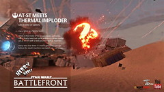 Star Wars Battlefront 01 (Harry Hates Golf) Tags: harryhatesgolf mortradio starwars starwarsbattlefront ps4 xboxone pc gameplay game gamer streamer streaming graveyardofgiants lukeskywalker darthvadar battleofendor jakku theforce force forcebewithyou lightsaber youtube atat atst chickenwalker thermalimploder imperialsoldier