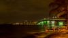 John Ringling Causeway (Kerry Wright2013) Tags: nightshot sarasota florida lights cityscape afterdark causeway bridge water bay omdem5markii