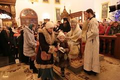 115. Nativity of the Lord at Lavra / Рождество Христово в Лавре 07.01.2017