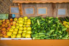Farm Market-9 (Mr. Low Notes) Tags: market produce vegetable vegetables farm fruit eosm 22mm