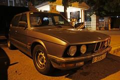 1982 BMW 525i [E28] (coopey) Tags: 1982 bmw 525i e28