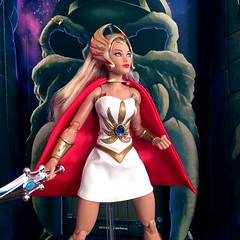 Looking for danger (9mm Eds Photos) Tags: birthday chicago 2017 winter aquarius toys toylove mattel shera princessofpower mastersoftheuniverse actionfigure castlegreyskull 1980s 80s filmation