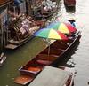DUMNOEN SADUAK FLOATING MARKET (patrick555666751) Tags: dumnoensaduakfloatingmarket dumnoen saduak floating market marche flottant mercat mercado asie du sud est south east asia flickr heart group thailand thailande thailandia
