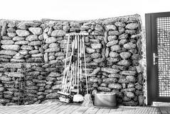 Monday... (Daniela 59) Tags: monochrome monochromemonday broom mop bucket squegee wall wire door backyard thatmondaymorningfeeling danielaruppel