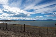 lago nimez, el calafate, argentina (nortondudeque1) Tags: argentina el calafate ushuaia patagonia tierra del fuego nikon d610 ice blue perito moreno sierra les eclaireurs sunset nimez